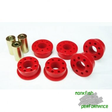 Diff Mount Bush, Pedders, VXR8 models