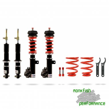Coilover Suspension Kit, Extreme xA, Pedders, VXR8 models, FITTED price