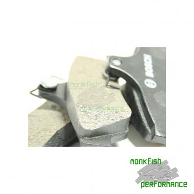 Brake Pad Set, Rear, Pedders , 04 CV8 Monaro models