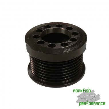 Lingenfelter 2.55 Inch Pulley For 10 Bolt Hub